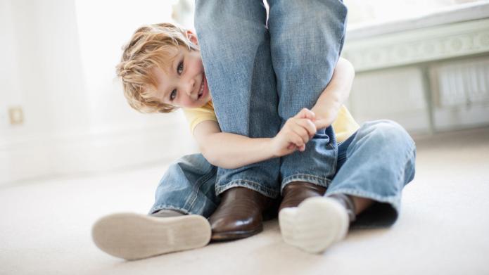 The Attachment Parenting philosophy isn't fair