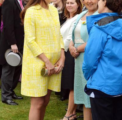 Celeb bump day: Kate Middleton, Kim