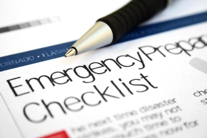 Be prepared for emergencies this year