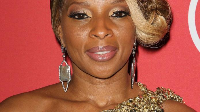 Mary J. Blige (Belvedere) RED Pre-Grammys