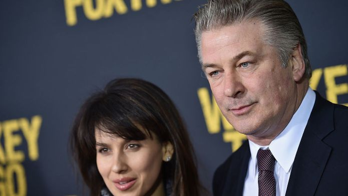 Hilaria Baldwin announces she's pregnant with