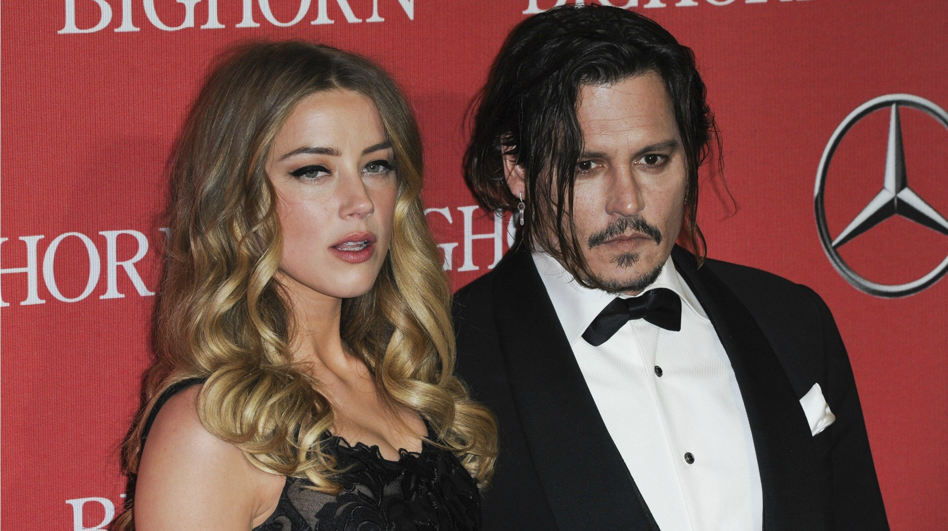 Amber Heard and Johnny Depp are officially single again – SheKnows