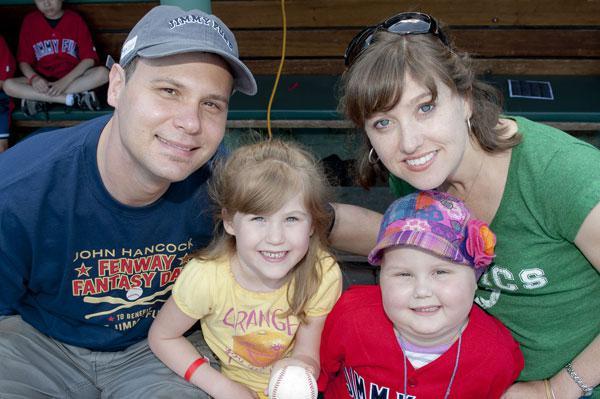 Mom finds gratitude through childhood leukemia