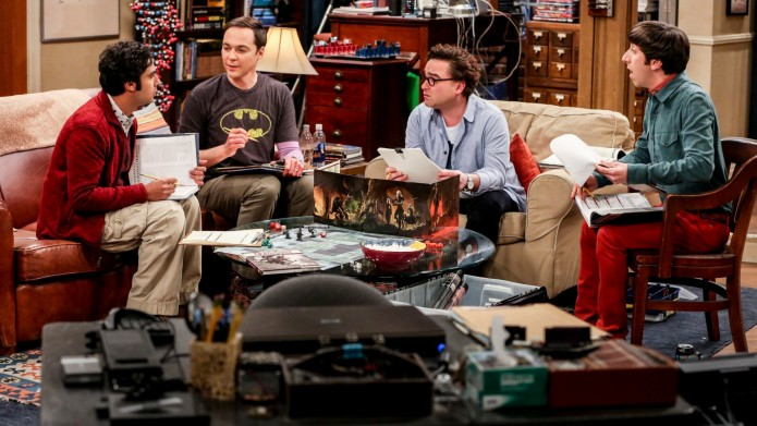 Still from 'The Big Bang Theory'with