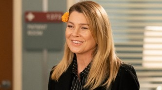 Photo of Ellen Pompeo in 'Grey's