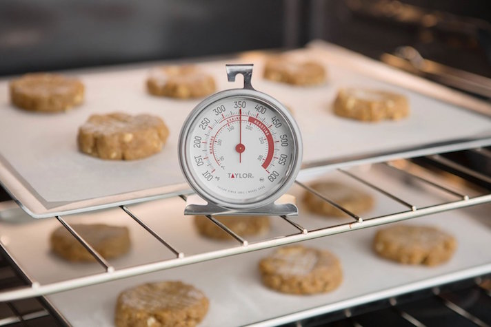 The 13 Kitchen Gadgets That Will Actually Make You a Better Cook: Oven Thermometer