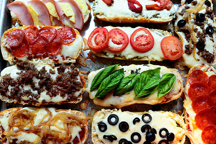 13 Easy Pizza Recipes That Make Great Dinners: Easy French Bread Pizzas
