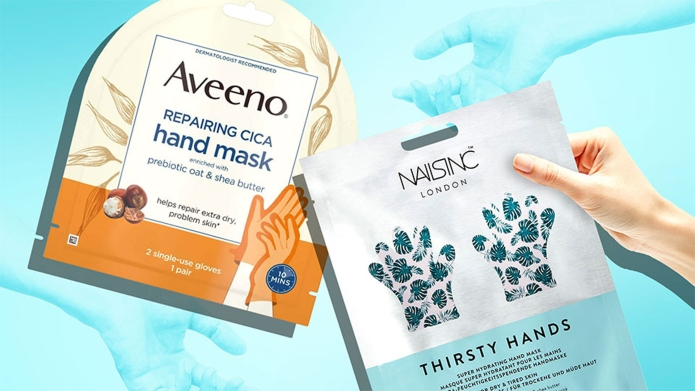 Best Hand Masks for Treating Dry,