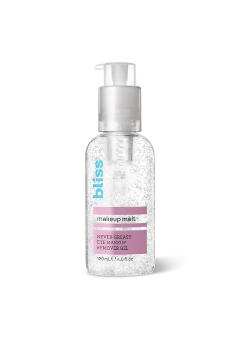 Bliss Makeup Melt Never-Greasy Eye Makeup Remover Gel