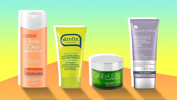 Body Exfoliants for Winter Skin