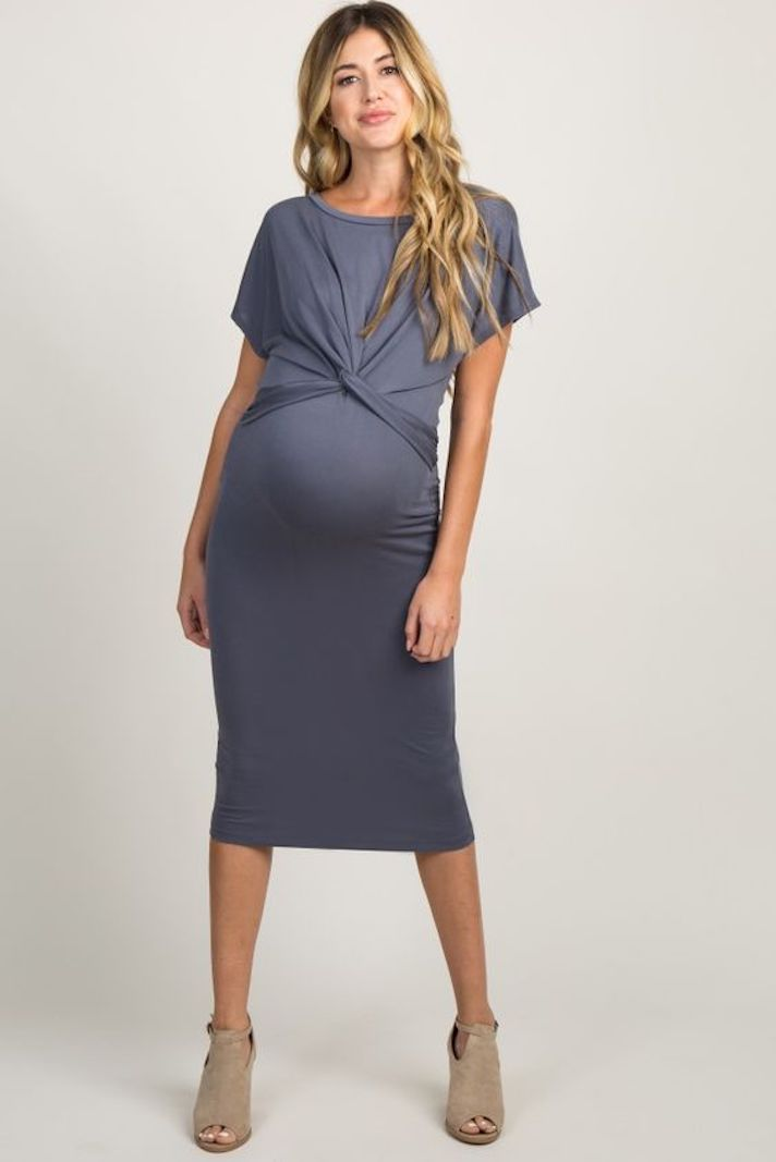3e1e77c419d 37 Cute Maternity Dresses That Are Truly Perfect for Valentine s Day ...