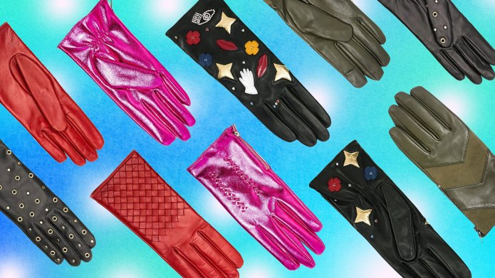Chic Winter Gloves to Shop