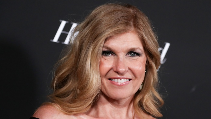 Connie Britton close-up