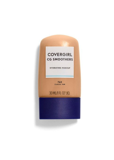 CoverGirl CG Smoothers All-Day Hydrating Foundation