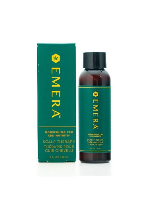 Emera Nourishing CBD Scalp Therapy