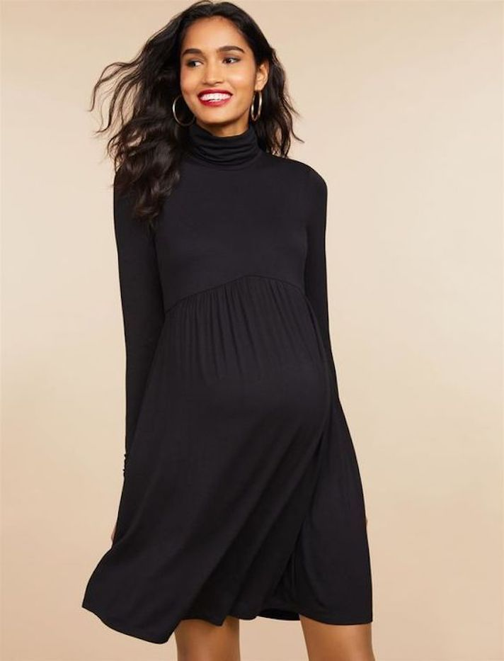 c3dc1b5468 37 Cute Maternity Dresses That Are Truly Perfect for Valentine s Day ...