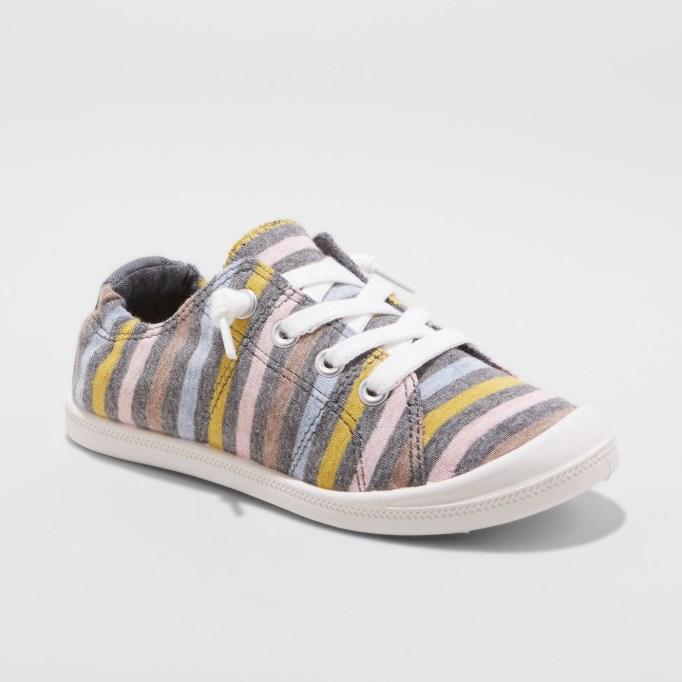 Mad Love Shana Canvas Sneaker