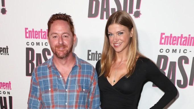 photo of Scott Grimes & Adrianne Palicki