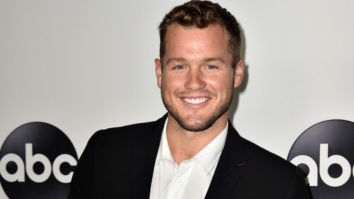 Colton Underwood attends the Disney ABC