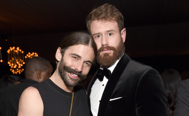 photo of Jonathan Van Ness & Wilco Froneman