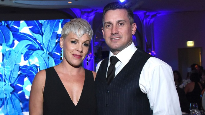Pink's Husband, Carey Hart, Criticized for