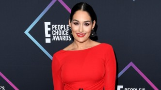 Nikki Bella attends the People's Choice