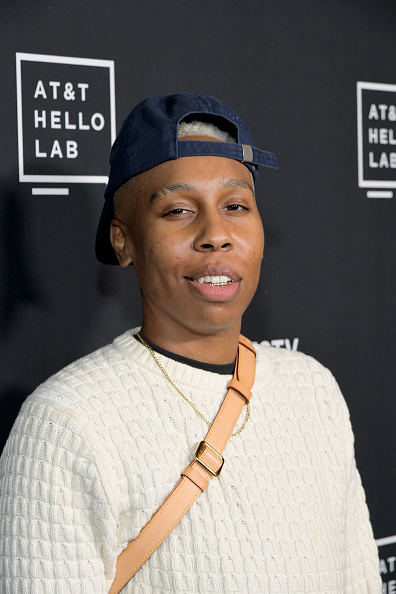 Lena Waithe attends AT&T Hello Lab Celebrates Its Second Year Of The Mentorship Program, With Lena Waithe And Taika Waititi at LACMA on November 01, 2018 in Los Angeles, California.
