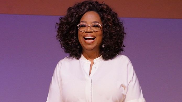 Oprah Winfrey attends the Dignity of
