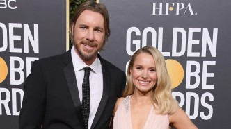 Dax Shepard and wife Kristen Bell