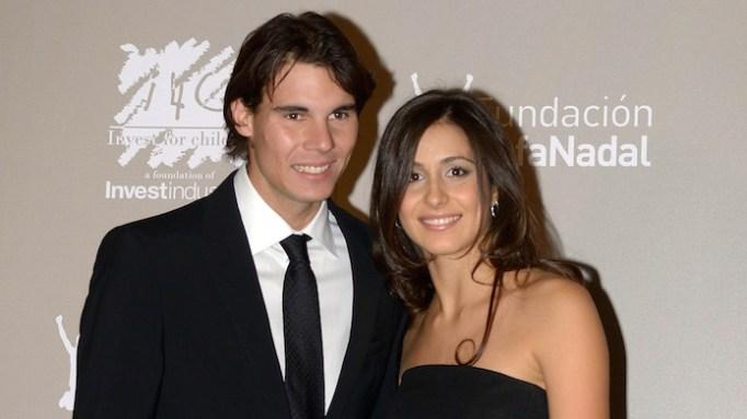 photo of Rafa Nadal & Mery Perelló