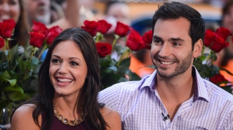photo of 'Bachelor' alums Desiree Hartsock