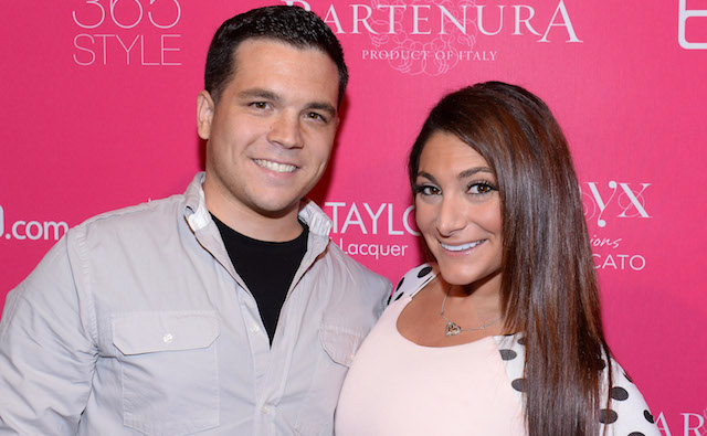 photo of Deena Cortese & Chris Buckner