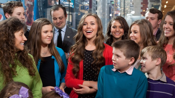 Jessa Duggar Seewald and the entire Duggar family