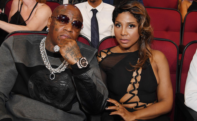 photo of Toni Braxton & Birdman