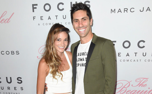 photo of Laura Perlongo & Nev Schulman