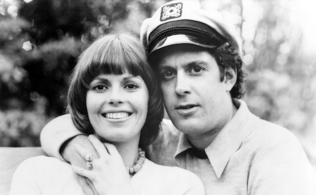photo of Daryl Dragon and his wife Toni Tennille