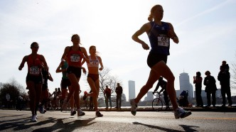 photo of Women's Marathon Olympic Trials