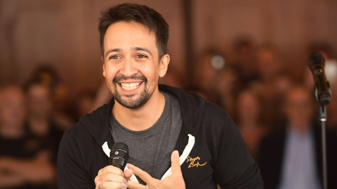 photo of lin manuel-miranda
