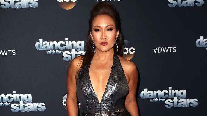 photo of carrie ann inaba dancing
