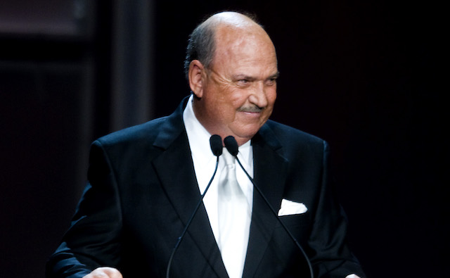 photo of WWE broadcaster Mean Gene Okerland