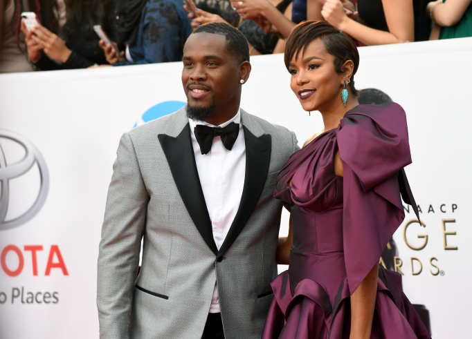 photo of LeToya Luckett & Tommicus Walker