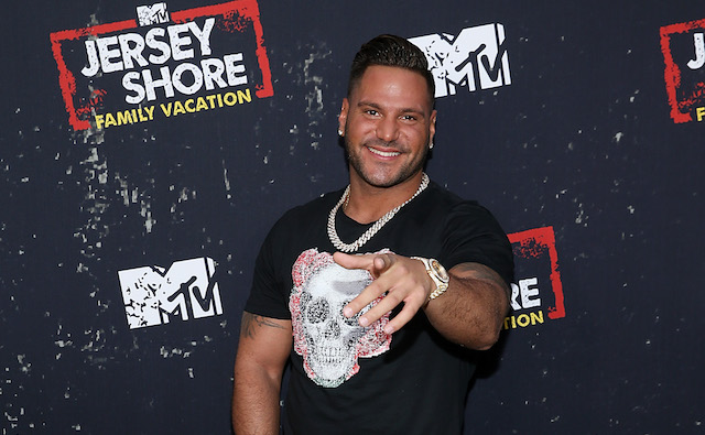 photo of Ronnie Ortiz-Margo from Jersey Shore