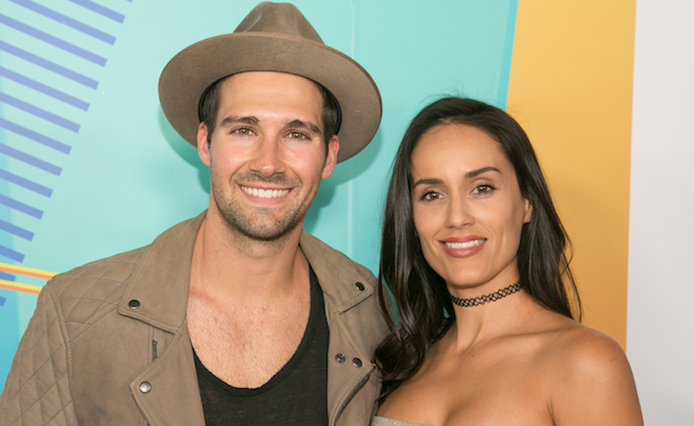 photo of James Maslow & Gabriela Lopez