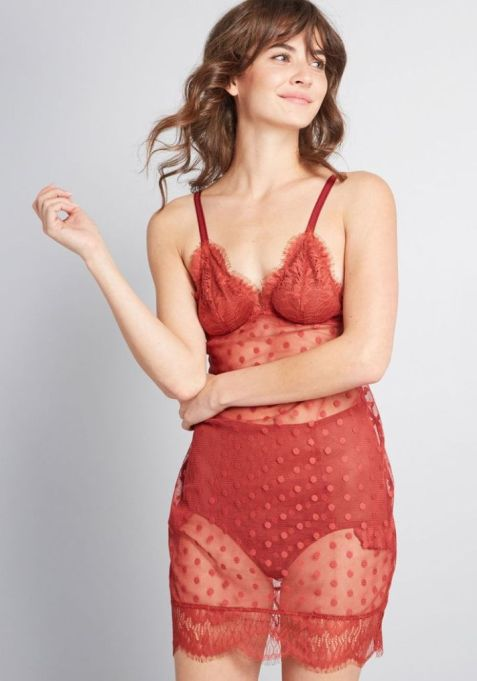 Going Sultry Nightgown and Panties Set