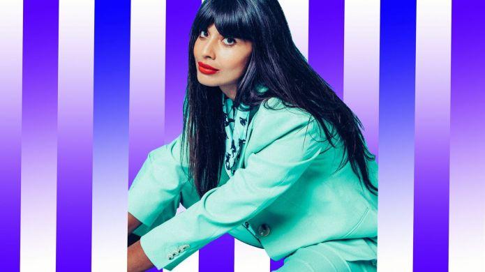 Jameela Jamil BlogHer Heath 2019