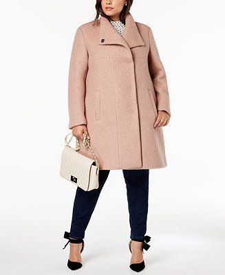 Kenneth Cole Textured Coat