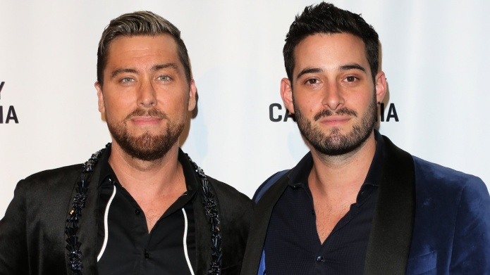 Lance Bass Michael Turchin