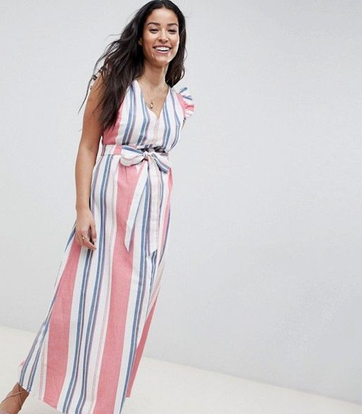 6872c079fac 37 Cute Maternity Dresses That Are Truly Perfect for Valentine's Day ...
