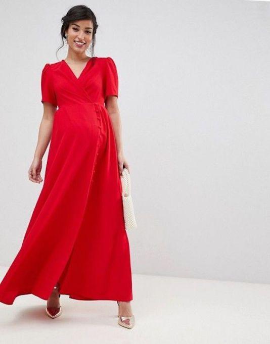 Maxi Tea Dress