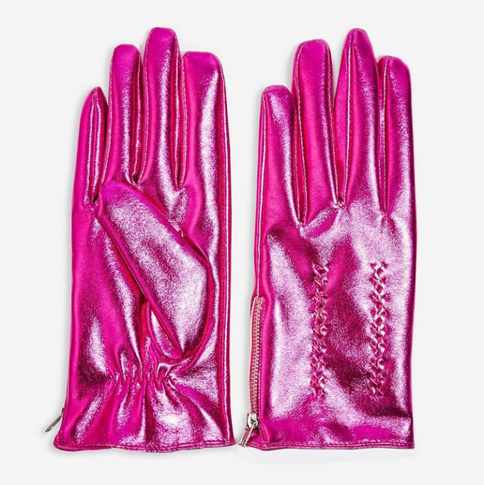 Metallic Glove